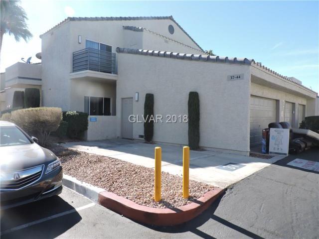6250 Flamingo #37, Las Vegas, NV 89103 (MLS #1964430) :: Trish Nash Team