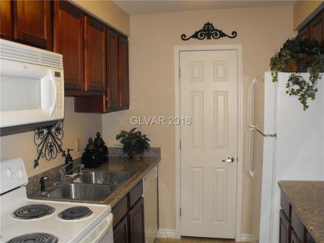 2606 Durango #170, Las Vegas, NV 89117 (MLS #1964471) :: Trish Nash Team
