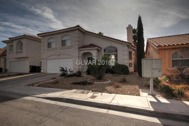 1391 Balsam Mist, Las Vegas, NV 89183 (MLS #1964836) :: Realty ONE Group