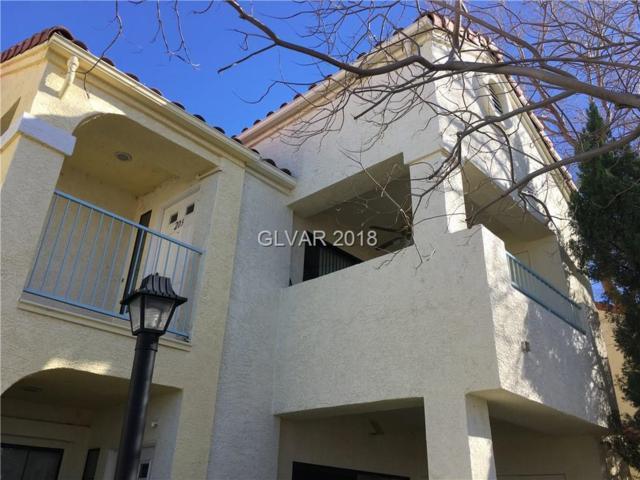 4847 Torrey Pines #203, Las Vegas, NV 89103 (MLS #1964916) :: Sennes Squier Realty Group
