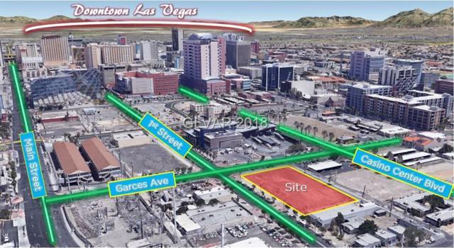 701 1ST, Las Vegas, NV 89101 (MLS #1965038) :: Catherine Hyde at Simply Vegas