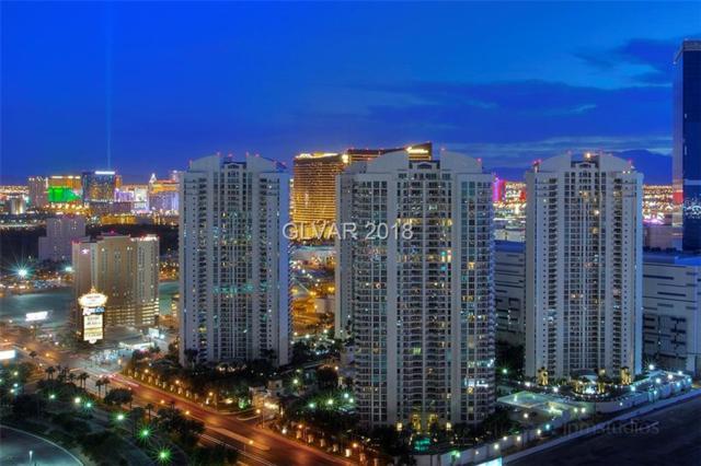 2857 Paradise #1605, Las Vegas, NV 89109 (MLS #1965090) :: Trish Nash Team