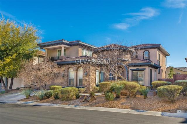 7737 White Ginger, Las Vegas, NV 89178 (MLS #1965314) :: Signature Real Estate Group