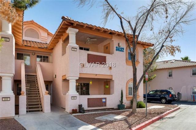 3432 Winterhaven #102, Las Vegas, NV 89108 (MLS #1965365) :: Trish Nash Team