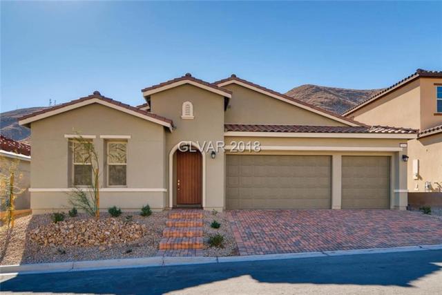 3899 Montone, Las Vegas, NV 89141 (MLS #1965460) :: The Snyder Group at Keller Williams Realty Las Vegas