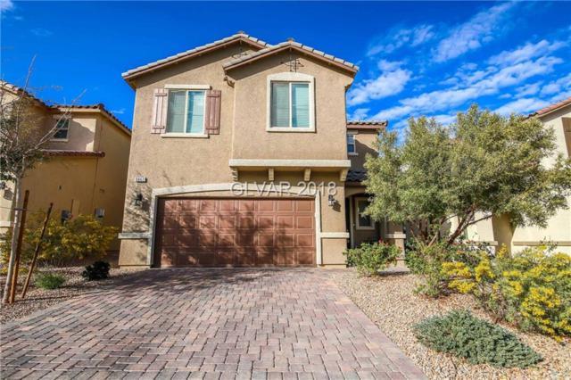 9862 Vista Meadows, Las Vegas, NV 89148 (MLS #1965492) :: Realty ONE Group