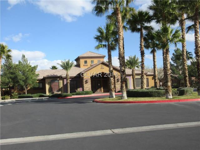 8250 Grand Canyon #1115, Las Vegas, NV 89166 (MLS #1965577) :: Signature Real Estate Group