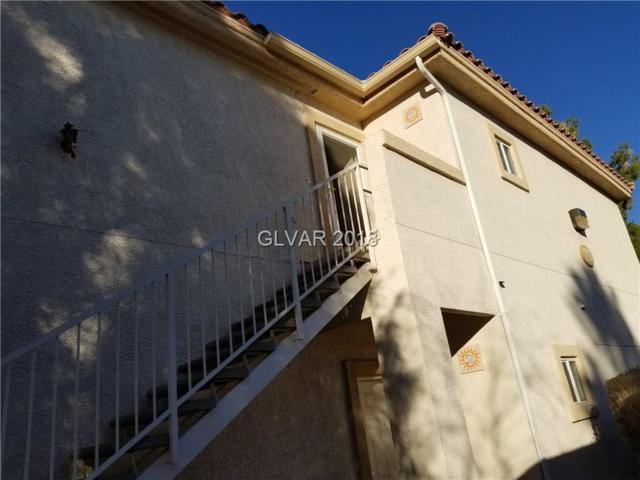 855 Stephanie #2721, Henderson, NV 89014 (MLS #1965655) :: Signature Real Estate Group