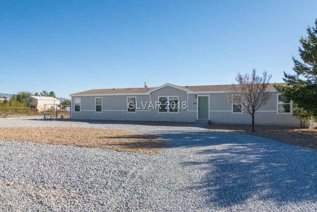 821 E Fort Carson, Las Vegas, NV 89060 (MLS #1965947) :: Trish Nash Team