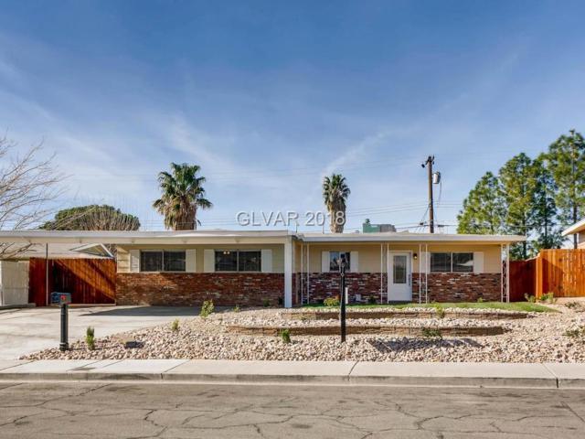 1222 Paiute, Boulder City, NV 89005 (MLS #1966117) :: Signature Real Estate Group