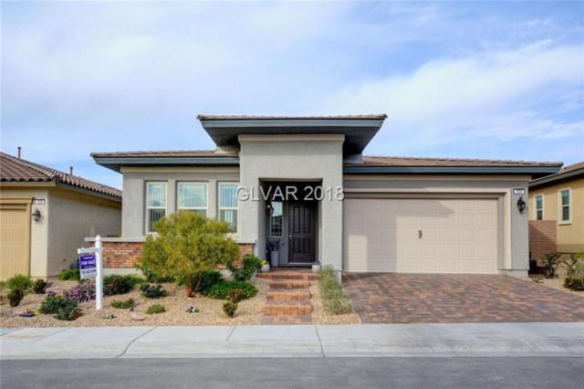 504 Sterling Falls, Henderson, NV 89011 (MLS #1966258) :: Realty ONE Group