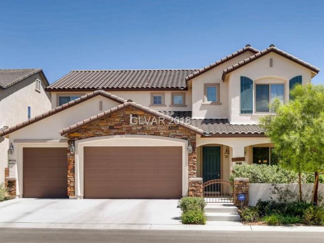7324 Marbury, Las Vegas, NV 89166 (MLS #1966334) :: Signature Real Estate Group