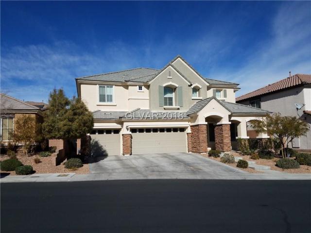10212 Radcliffe Peak, Las Vegas, NV 89166 (MLS #1966466) :: Signature Real Estate Group