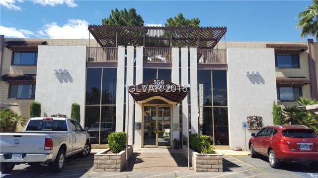 356 Desert Inn #211, Las Vegas, NV 89109 (MLS #1966596) :: Trish Nash Team