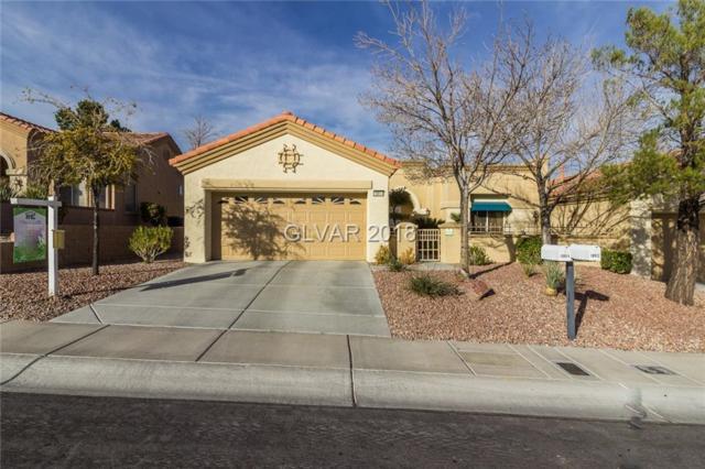 10914 Bourbon Run, Las Vegas, NV 89134 (MLS #1966633) :: Signature Real Estate Group