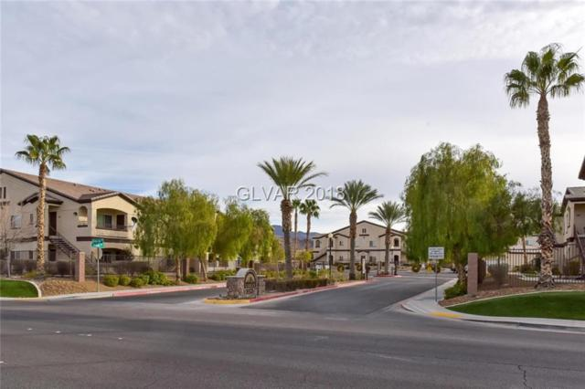 2291 Horizon Ridge #10259, Henderson, NV 89052 (MLS #1966678) :: Trish Nash Team