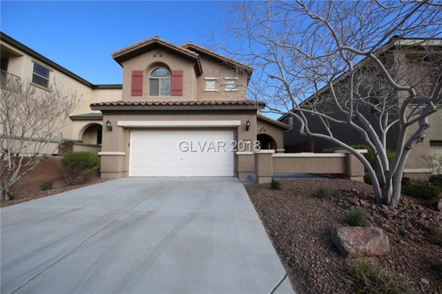 10834 La Florentina, Las Vegas, NV 89166 (MLS #1966711) :: Signature Real Estate Group