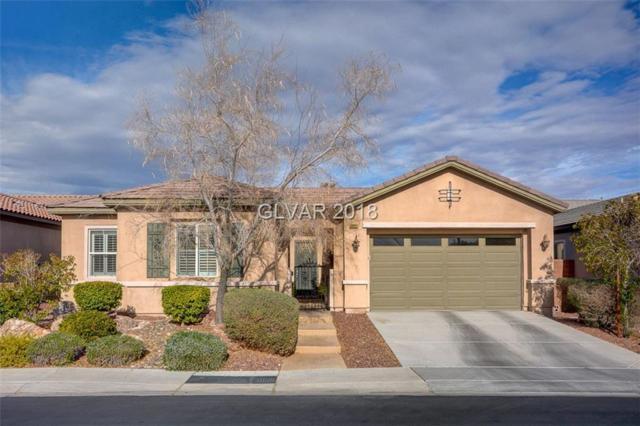 3932 Eiderdown, North Las Vegas, NV 89084 (MLS #1966713) :: Signature Real Estate Group