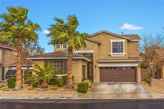 1332 Minuet, Henderson, NV 89052 (MLS #1966859) :: Signature Real Estate Group