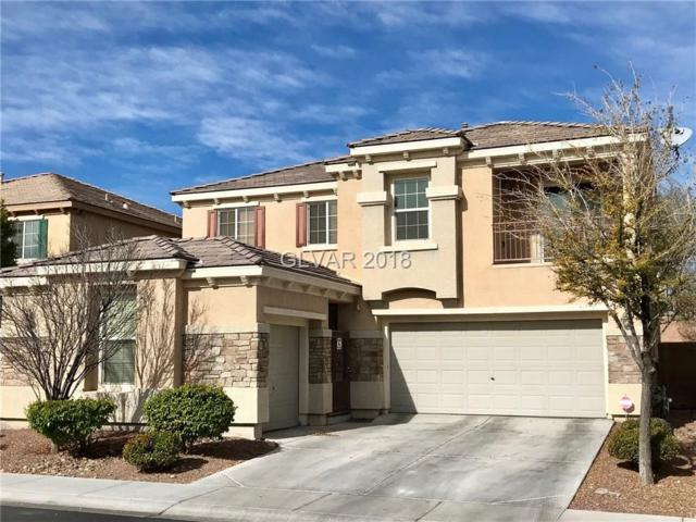 3424 Perching Bird, North Las Vegas, NV 89084 (MLS #1966904) :: Signature Real Estate Group