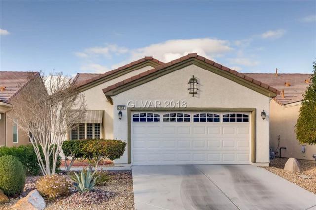2364 Mourning Warbler, North Las Vegas, NV 89084 (MLS #1966982) :: Signature Real Estate Group