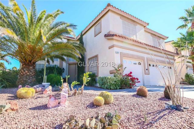 1824 Country Meadows, Henderson, NV 89012 (MLS #1967043) :: Realty ONE Group