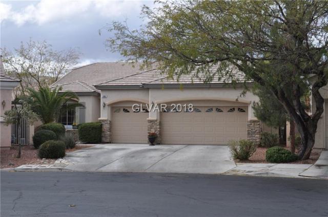 3169 Turning Bridge, Las Vegas, NV 89135 (MLS #1967149) :: Signature Real Estate Group