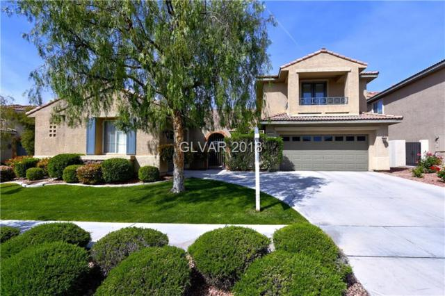3639 Coventry Gardens, Las Vegas, NV 89135 (MLS #1967229) :: The Snyder Group at Keller Williams Realty Las Vegas