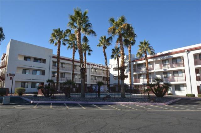 1381 University #202, Las Vegas, NV 89119 (MLS #1967251) :: Trish Nash Team