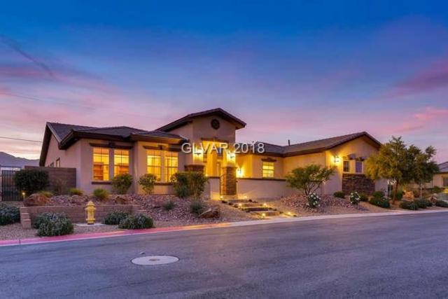 9292 La Mancha, Las Vegas, NV 89149 (MLS #1967345) :: Trish Nash Team