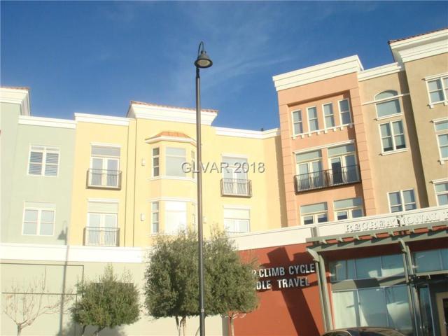 2220 Village Walk #3320, Henderson, NV 89052 (MLS #1967362) :: Signature Real Estate Group