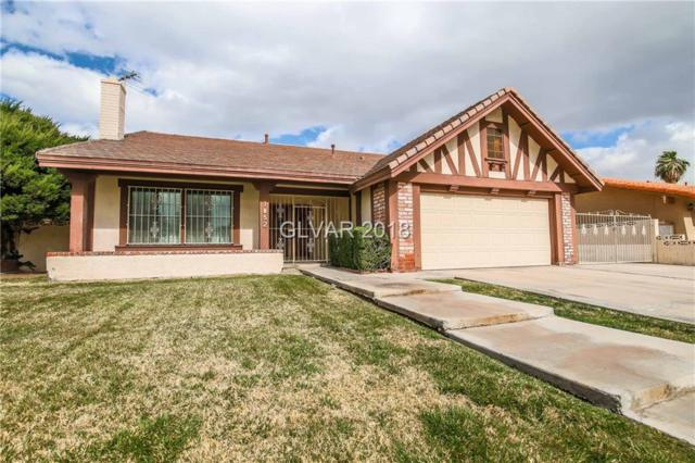 1852 Muchacha, Henderson, NV 89014 (MLS #1967461) :: Realty ONE Group