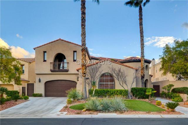 11233 Golden Chestnut, Las Vegas, NV 89135 (MLS #1967516) :: Realty ONE Group