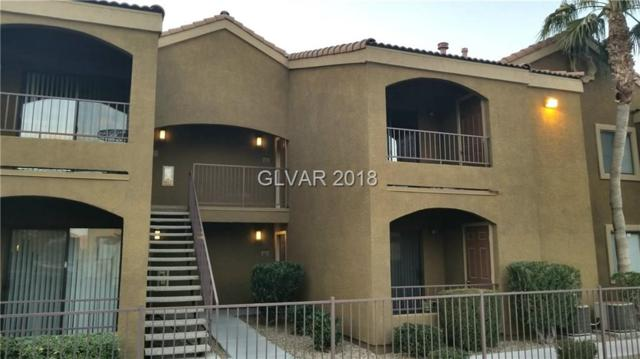 950 Seven Hills #1423, Henderson, NV 89052 (MLS #1967527) :: Keller Williams Southern Nevada