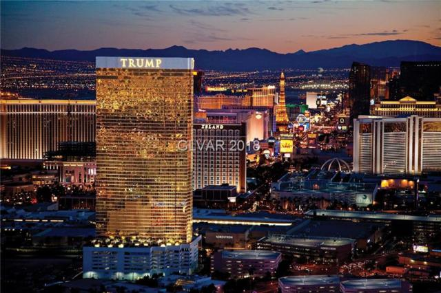 2000 Fashion Show #1906, Las Vegas, NV 89109 (MLS #1967531) :: The Snyder Group at Keller Williams Realty Las Vegas