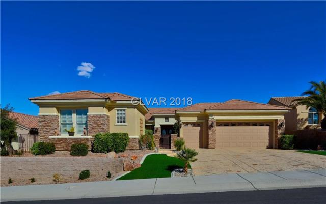 1904 Oliver Springs, Henderson, NV 89052 (MLS #1967557) :: Realty ONE Group