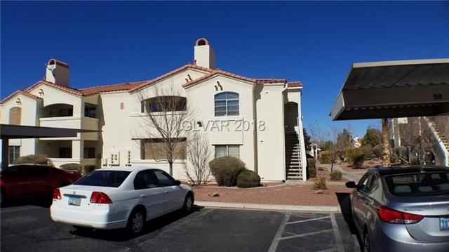 698 Racetrack #822, Henderson, NV 89015 (MLS #1967688) :: Signature Real Estate Group
