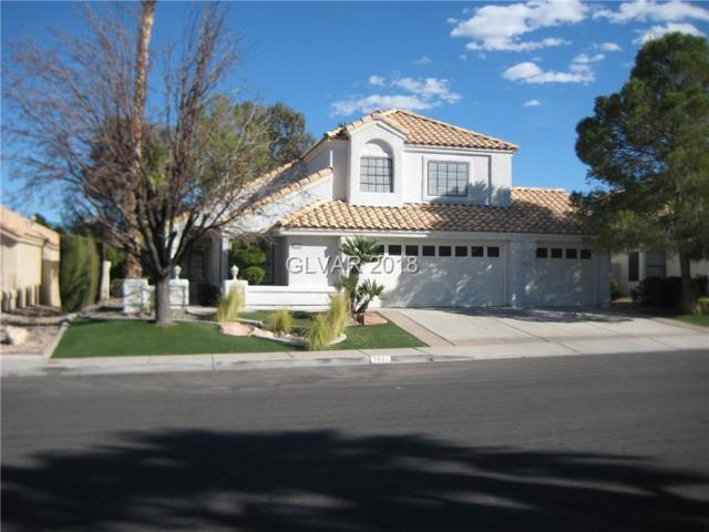 2619 White Pine, Henderson, NV 89074 (MLS #1967722) :: Realty ONE Group