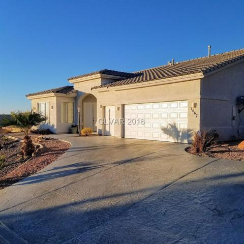1067 Calico Ridge, Henderson, NV 89011 (MLS #1967746) :: Trish Nash Team