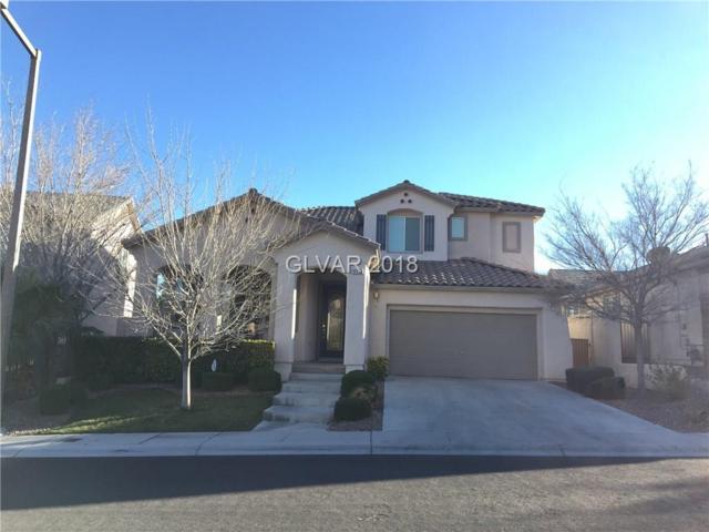 11785 Cashmere Mist #0, Las Vegas, NV 89138 (MLS #1967793) :: The Snyder Group at Keller Williams Realty Las Vegas
