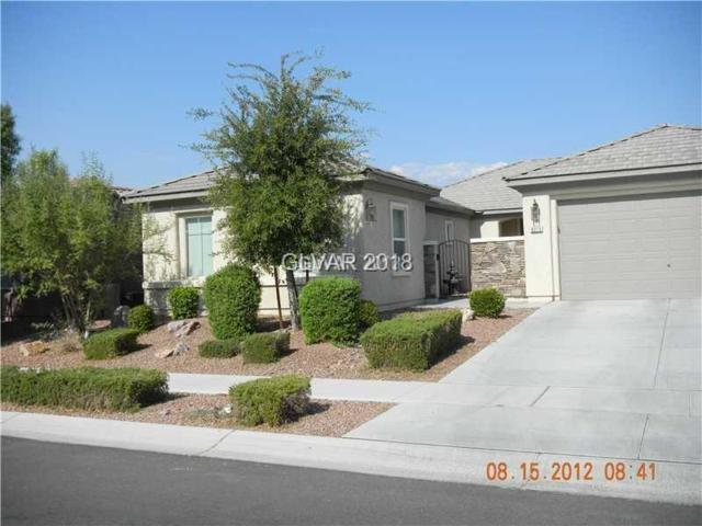 8213 Bay Dunes, Las Vegas, NV 89131 (MLS #1967843) :: Trish Nash Team