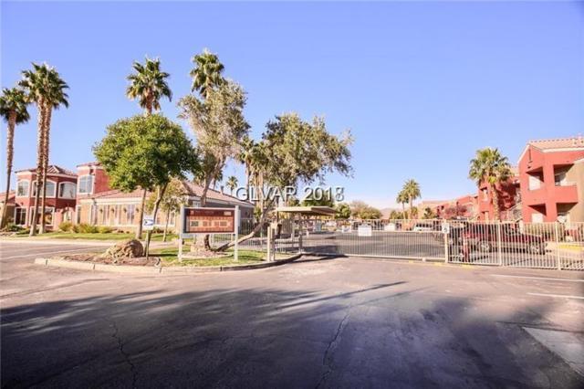 4730 Craig #2120, North Las Vegas, NV 89115 (MLS #1967875) :: Signature Real Estate Group