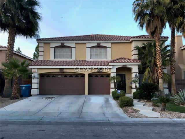 6688 Starshell Bay, Las Vegas, NV 89139 (MLS #1967880) :: Trish Nash Team
