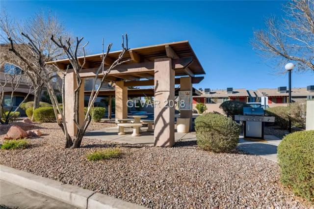 5750 Hacienda #117, Las Vegas, NV 89122 (MLS #1967915) :: Trish Nash Team