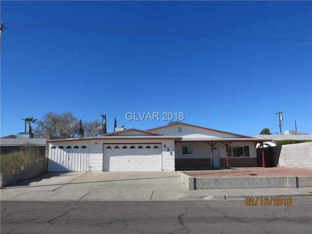 532 Eighth, Boulder City, NV 89005 (MLS #1967981) :: Signature Real Estate Group