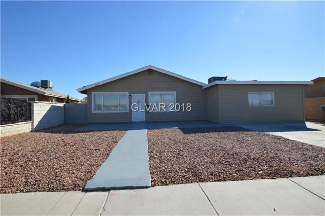 3647 Gold Mist, Las Vegas, NV 89115 (MLS #1968016) :: Signature Real Estate Group