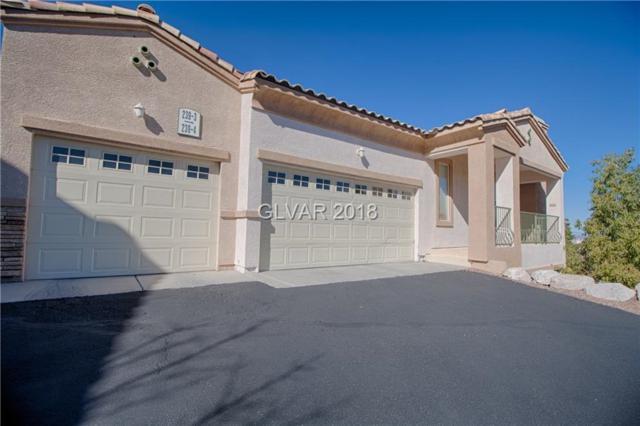 239 Garrett #3, Boulder City, NV 89005 (MLS #1968019) :: Signature Real Estate Group