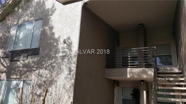 700 Capri 28C, Boulder City, NV 89005 (MLS #1968040) :: Signature Real Estate Group