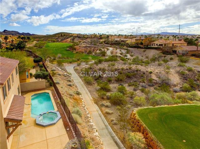 1263 Casa Palermo, Henderson, NV 89011 (MLS #1968103) :: Signature Real Estate Group