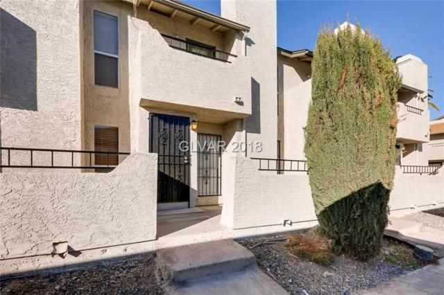 3770 Shirebrook #78, North Las Vegas, NV 89115 (MLS #1968120) :: Keller Williams Southern Nevada